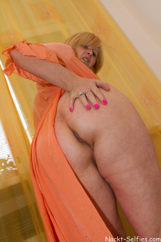 Alt und Nackt privates Bild Marianne 08