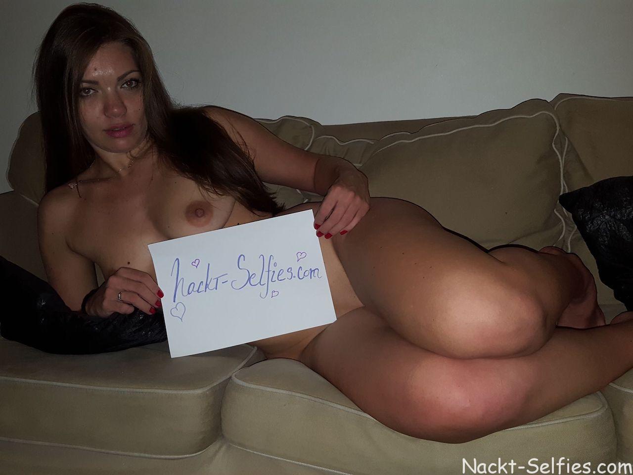 Ganz private Nacktfotos Kristin