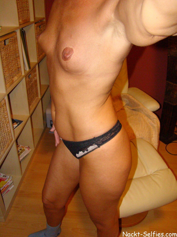 Geil Milf Selfie nackt Regina 02