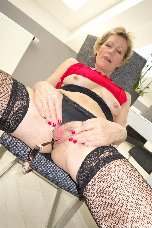Geiles Oma Nacktbild Ulrike 05