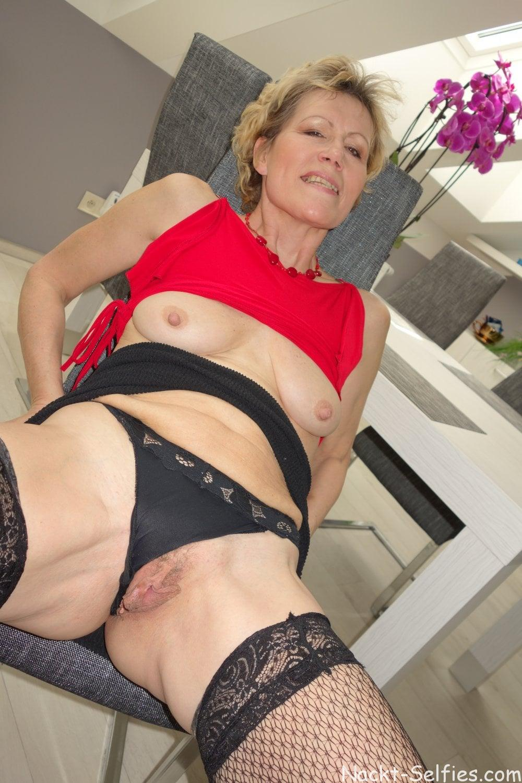 Geiles Oma Nacktbild Ulrike 07