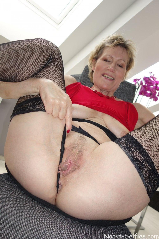 Geiles Oma Nacktbild Ulrike 08