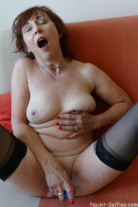 Granny Sexbild alte Gudrun 07