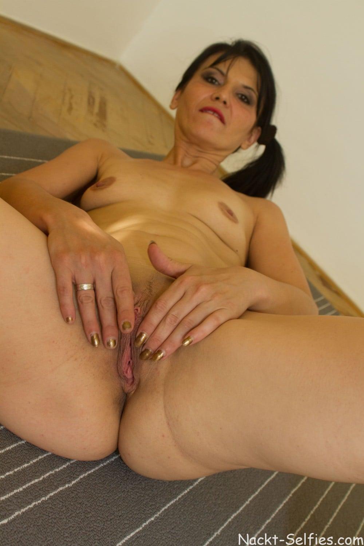 Hausfrauen Nacktfoto Annette 03