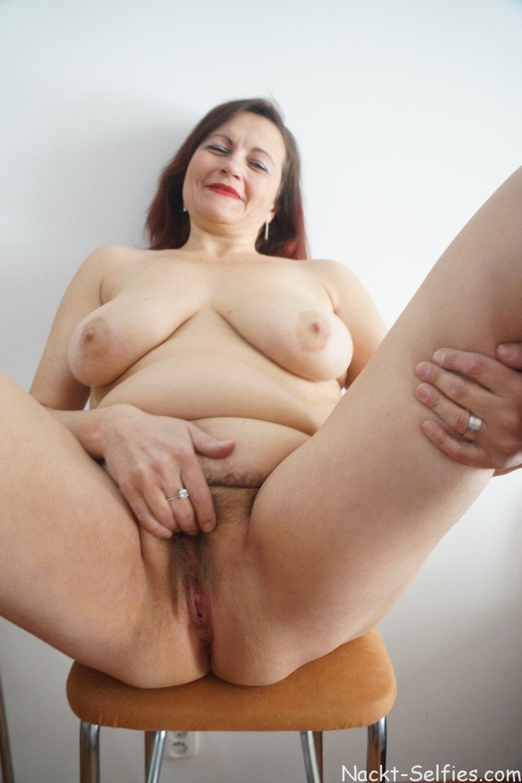 Mutti macht sich nackt Barbara 07