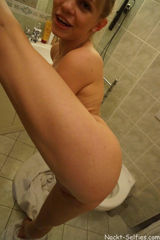 Privates Nackt Selfie Teen Natalie 04