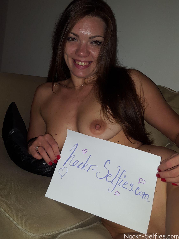 privates Nacktbild Frau Kristin 01