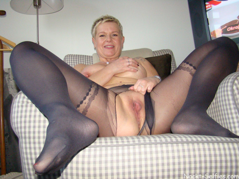 Mature ladies stripped